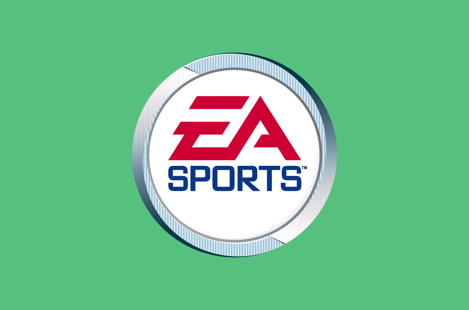 EA Sports medallion