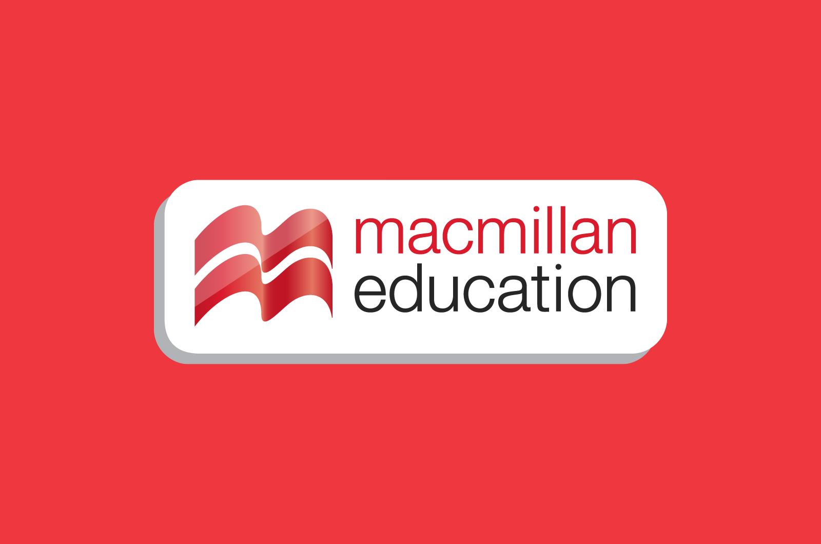 Macmillan logo - lozenge
